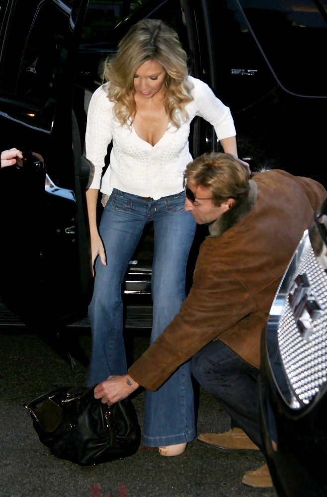 More Pics Of Heather Locklear Fitted Blouse 3 Of 5