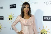 Holly Robinson Peete Cocktail Dress