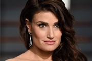 Idina Menzel Side Sweep