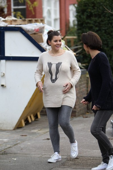 More Pics of Imogen Thomas Leggings (1 of 23) - Imogen Thomas Lookbook - StyleBistro