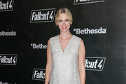 January Jones Embellished Top