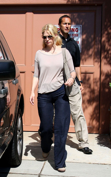 January Jones Slacks []