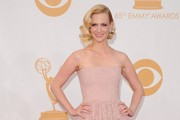 January Jones Strapless Dress