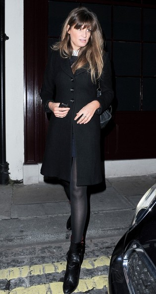 Jemima Khan Wool Coat