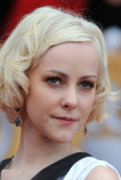 Jena Malone Dangling Gemstone Earrings