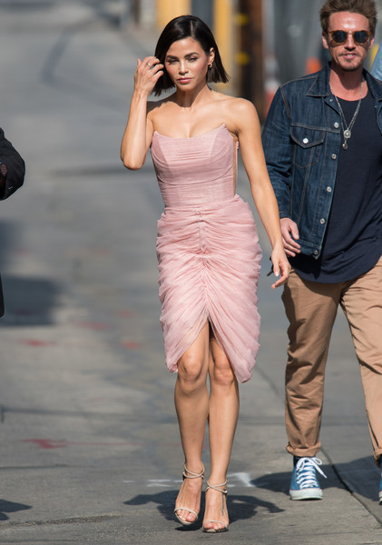 More Pics of Jenna Dewan-Tatum Strappy Sandals (9 of 14) - Jenna Dewan-Tatum Lookbook - StyleBistro