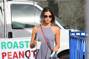 Jenna Dewan-Tatum Canvas Sneakers