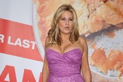 Jennifer Coolidge Strapless Dress