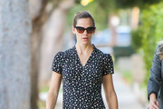 Jennifer Garner Print Dress