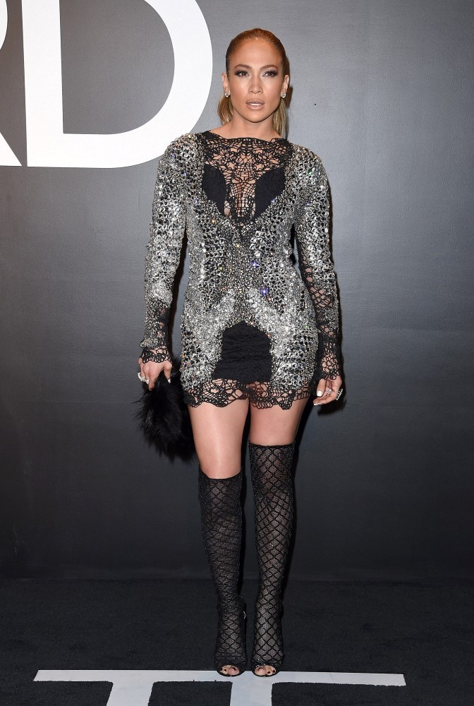 Jennifer Lopez Over The Knee Boots Jennifer Lopez Looks