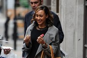 Jessica Ennis Leather Tote