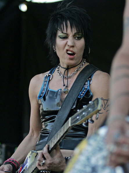 Joan Jett Jewelry
