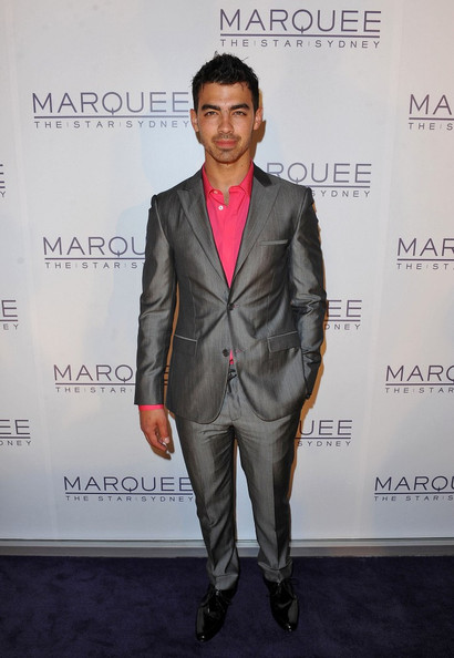 Joe Jonas Clothes