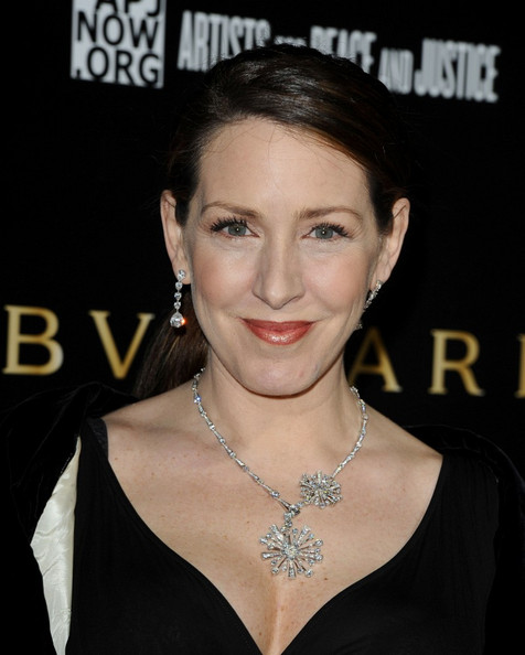 Joely Fisher Diamond Statement Necklace