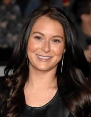 Alexa Vega wore a pair of sterling silver and pave diamond dagger earrings at the LA premiere of 'John Carter.'