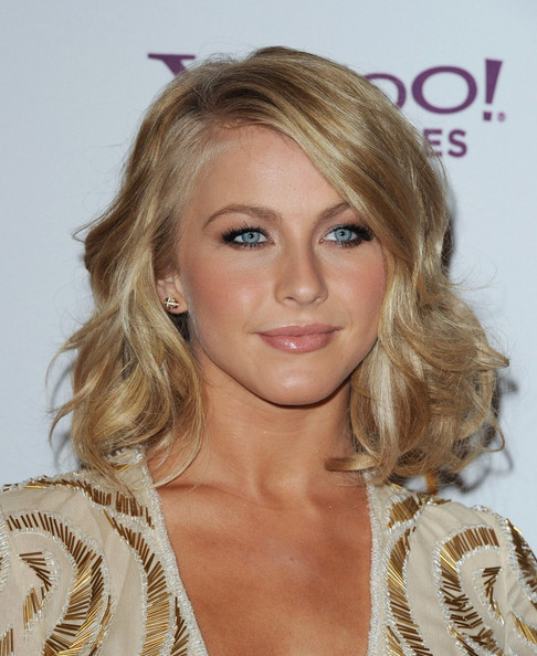 Julianne Hough Smoky Eyes