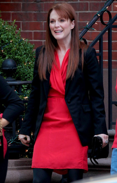 Julianne Moore Blazer