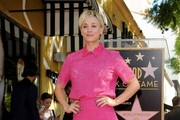 Kaley Cuoco Loose Blouse