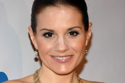 Kara DioGuardi Dangling Diamond Earrings