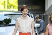 Karen Gillan Evening Sandals