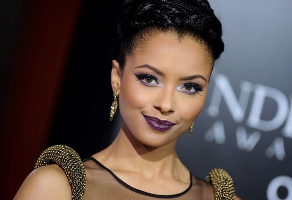 Kat Graham Bright Eyeshadow