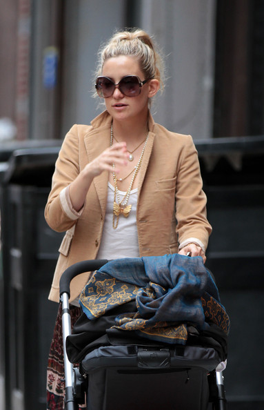 Kate Hudson Oversized Sunglasses