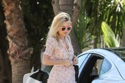 Kate Hudson Shirtdress