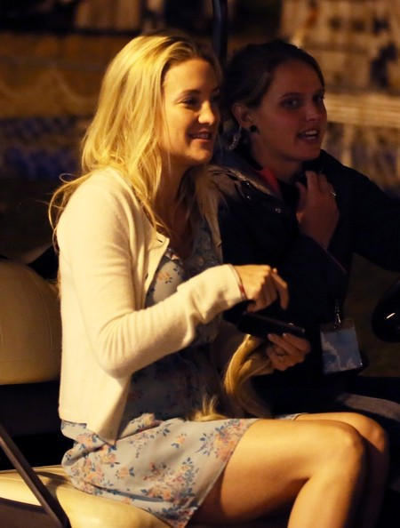 More Pics of Kate Hudson Wedges  (1 of 15) - Kate Hudson Lookbook - StyleBistro