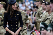 Kate Middleton Stays Faithful to Alexander McQueen