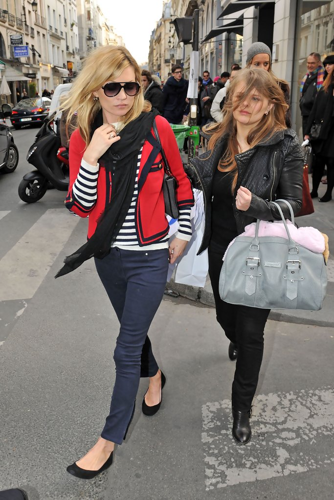 Kate Moss Casual Shoes Looks Stylebistro