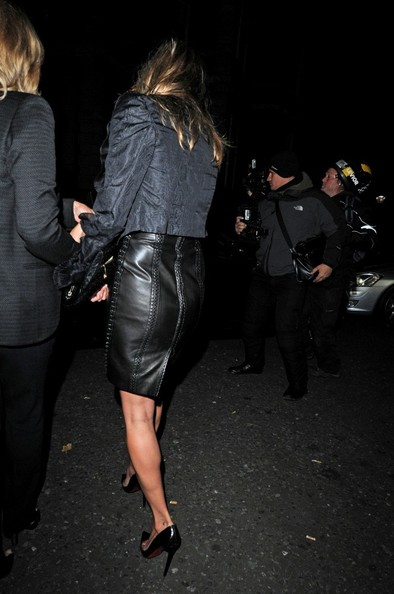 More Pics of Kate Moss Fitted Jacket (1 of 33) - Fitted Jacket Lookbook - StyleBistro