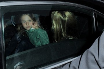Kate Moss Lila Grace Moss Kate Moss Spends the Day with Her Daughter