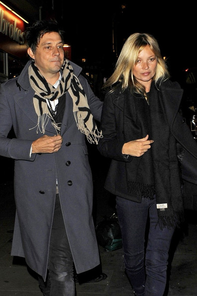 Kate Moss Pea Coat