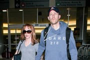 Kathy Griffin and Randy Bick Photo