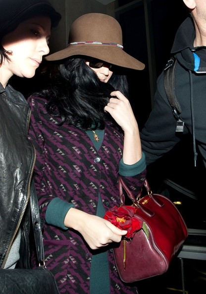 Katy Perry Wide Brimmed Hat []