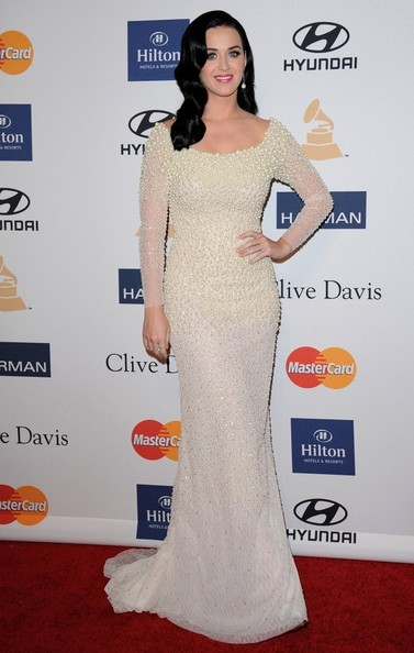 Katy Perry Beaded Dress