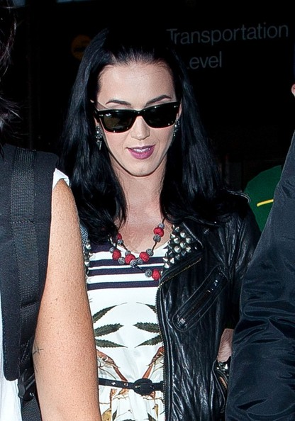 Katy Perry Layered Beaded Necklace []