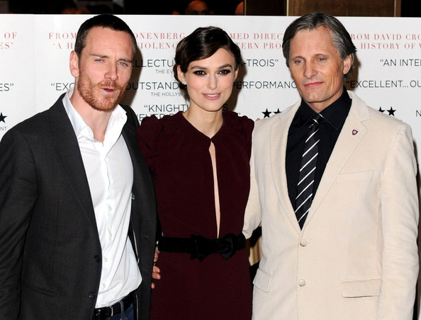 Keira Knightley and Others at the Premiere of 'A Dangerous Method' 3