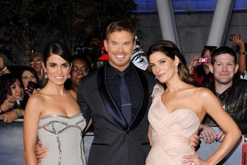 Kellan Lutz Ashley Greene The Twilight Saga: Breaking Dawn - Part 2