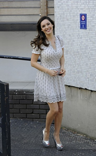 Kelly Brook Clothes