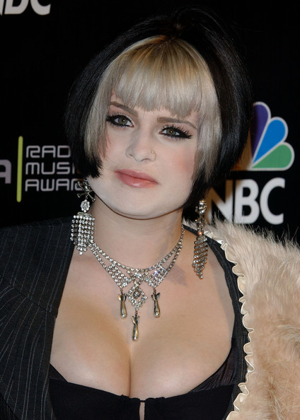 Kelly Osbourne Inverted Bob