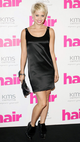 Kimberly Wyatt Ankle Boots