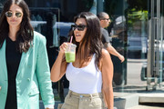 Kourtney Kardashian Leather Purse