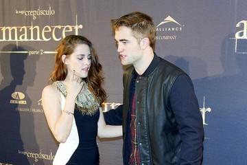 Kristen Stewart Robert Pattinson The Premiere of 'Breaking Dawn - Part 2'