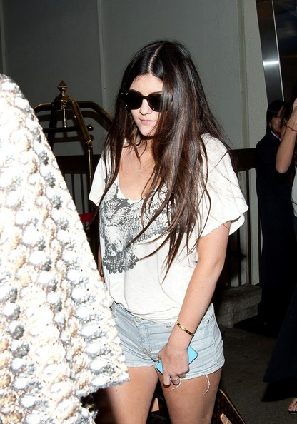 Kylie Jenner Graphic Tee