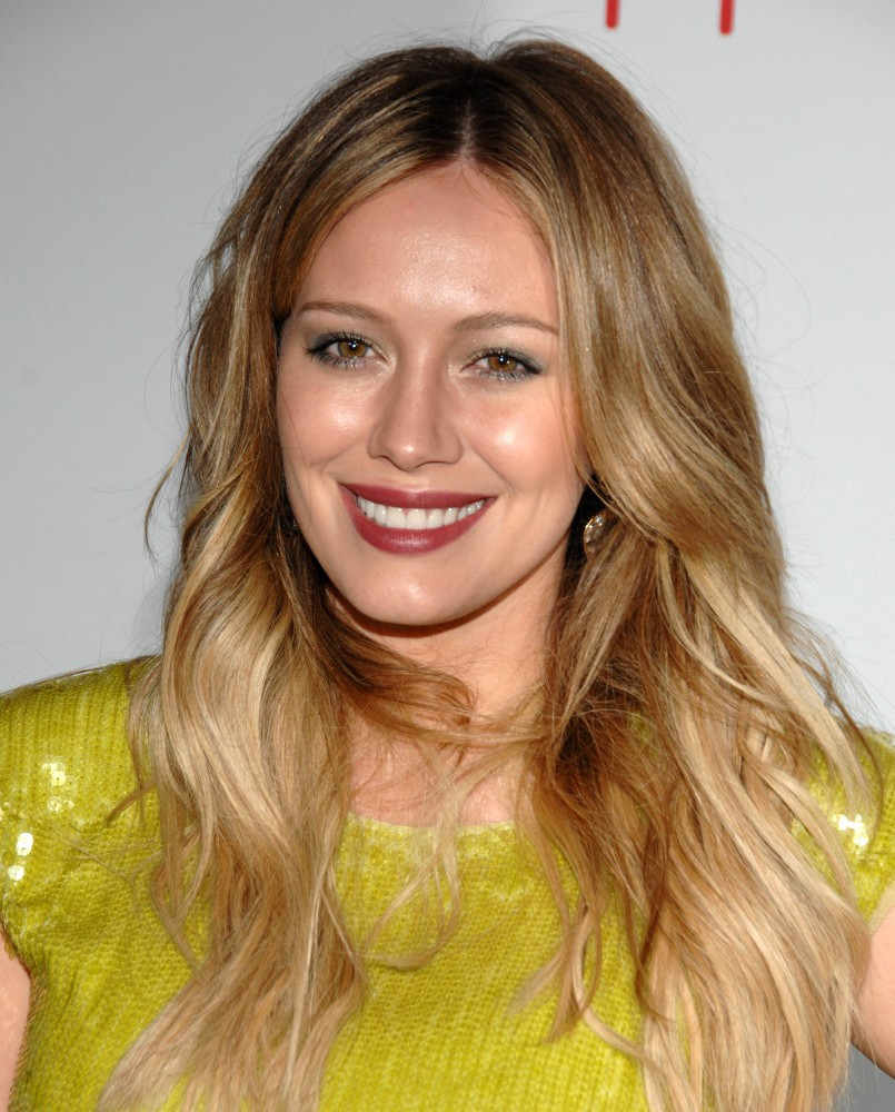 More Pics of Hilary Duff Ombre Hair (3 of 10) - Ombre Hair ...