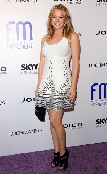 LeAnn Rimes Cocktail Dress