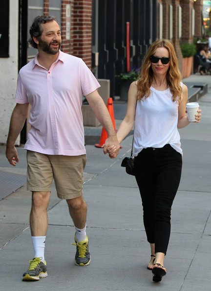 More Pics of Judd Apatow Long Shorts (1 of 11) - Pants & Shorts Lookbook - StyleBistro