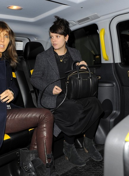 Celebs Leave LouLou's Club for Members