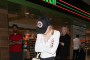 Lily-Rose Depp Basketball Sneakers